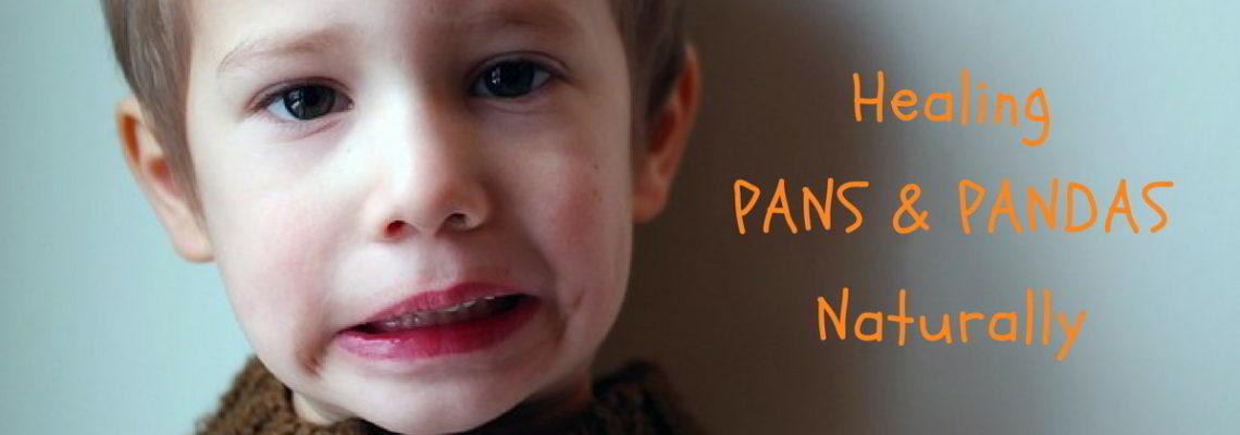 Healing PANDAS & PANS Naturally