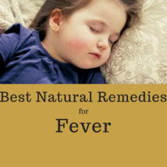 Natural Treatment for Fever
