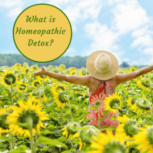 What is homeopathic detoxification?