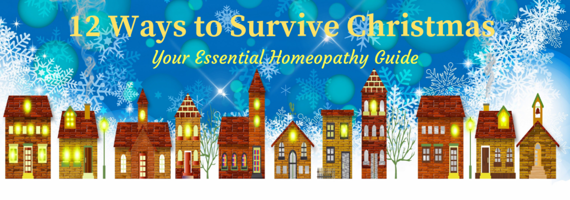 Christmas Survival with Homeopathy