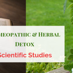 Homeopathic and Herbal Detox Studies
